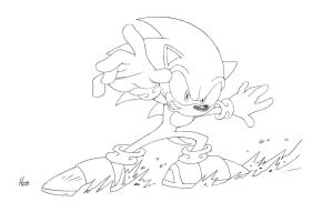 Sonic Slide by Dhutchison