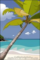 Trunk Bay by Art-by-Andy