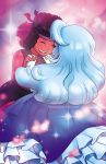 Ruby and Sapphire by snowygem