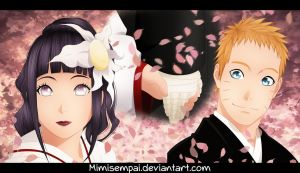 Naruto 500th : NaruHina together forever... by MimiSempai