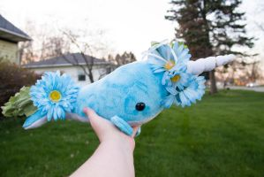 Bouquet Narwhal 4 by BeeZee-Art