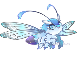 Fluffbug by Forged-Artifacts