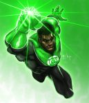 The Green Lantern II by ErikVonLehmann