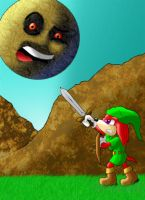 Majora's Mask Reject? by KnuxfanEO