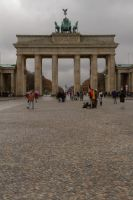 Brandenburger Tor 2010 II by CathexisDk