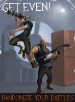 Randomizer by vilssonify