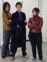 Expo: Torchwood Trio by teamTARDIS