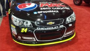 Jeff Gordon's '13 season #24 Pepsi Maxx Chevy SS by benracer