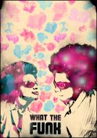 What The Funk by Icono-Graphic