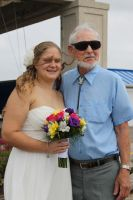 Bride and Grandfather by WhimsySmile
