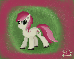 Roseluck by jazzy-rose-hxc