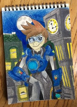 The Uprising (Tracer) by Bonnie-Gumball