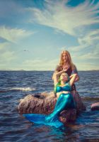 The Little Mermaid 3 by JuDKo