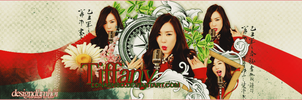 20131107. Cover Zing - Tiffany My Oh My by LonaSNSD