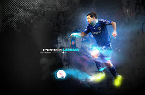FRANK LAMPARD by ZackScream