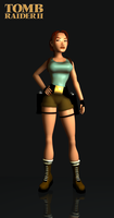 Lara Croft 105 by legendg85