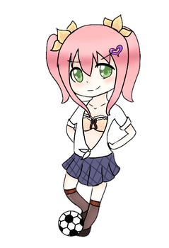Chibi Victoria by sweetpink123