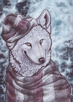 Wide grin by kippurable