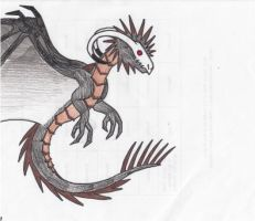 The Jabberwocky by Dragon-Wolf-Lover