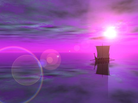 --Journey to Oblivion-- by oriphin