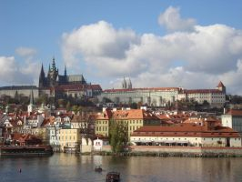 Prague Castle by palo90