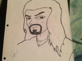 Roman reigns... by beartic9871