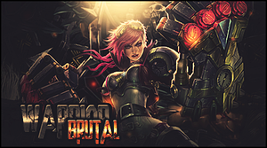 VI, The Brutal Warrior by Khirono