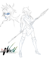 Fate/WORLD designs and redesigns - ASSASSIN by theSN3S