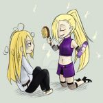 I always wanted to have a sis. by Hinata-nee-chan
