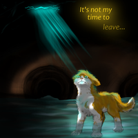 Not my Time by Fernheart95