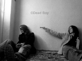 Shoot the Sad One by Lentzy
