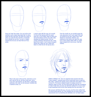 A trick for sketching faces by RaSen