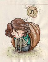 Snail Song by Hannakin