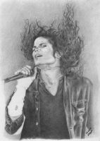 Give in to me by Worldinsideart