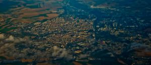 Teeny-Tiny Paris by FlyingApplesaucer
