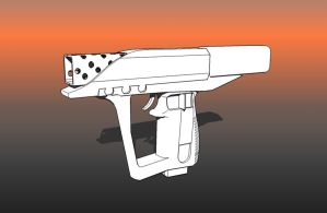 Flame Pistol by joesrage