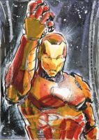 2- The Invincible Iron Man, 2014 Premier Marvel SC by Kofee77