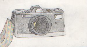 my old camera by Was-Is-Willbe