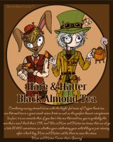 Hare and Hatter Tea Co. by MelissaDalton