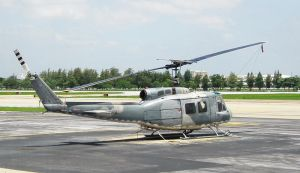 RTAF Bell UH-1 Iroquois - 2 by sudro
