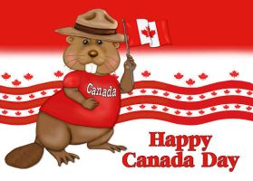 Canada Day by nchill