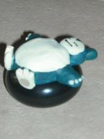 Snorlax by Dreary-Blood