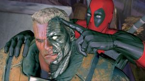 Deadpool and Cable Screenshot! by BrandiSwick227