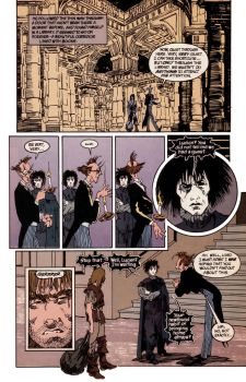 Sandman - The Hunt, Pg 20 by Duncan-Eagleson