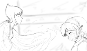 Chin Up, I'll be Back (Fi's Farewell) :SKETCHY: by ZolaLink