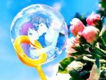 bubble love by Lali-the-Bunny