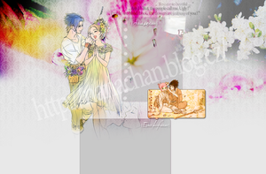 May SasuSaku layout by Hellequinassasin