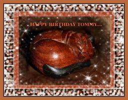 Cat-O-Log for Tommy... by Tigles1Artistry
