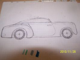 Auto sketches street custom by coonk9
