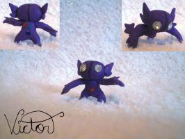 302 Sableye by VictorCustomizer